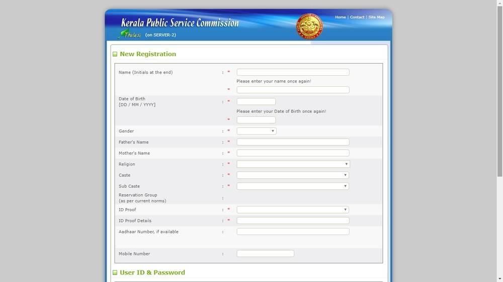 KPSC Thulasi registration 2