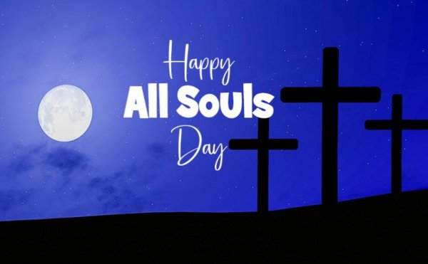 Happy All souls day wishes