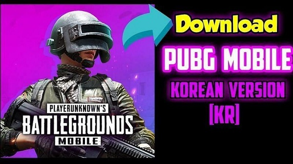 Pubg Mobile KR Version Download