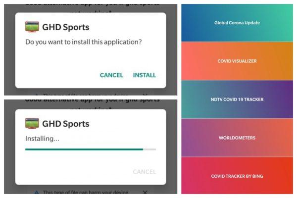 ghd sports app apk