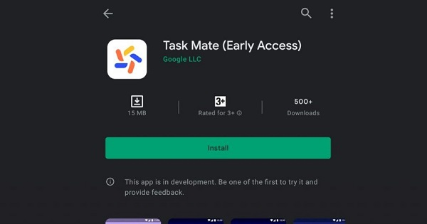 Google Task Mate App Download