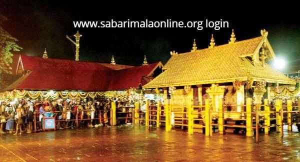 www.sabarimalaonline.org login