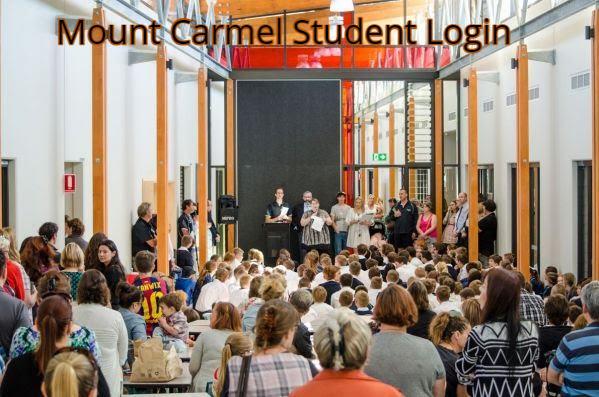 Mount Carmel Student Login