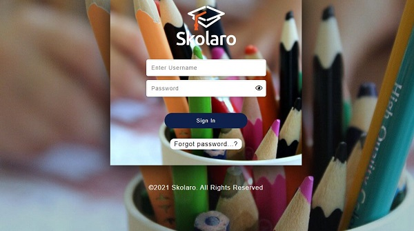 Skolaro Parent & Student Portal
