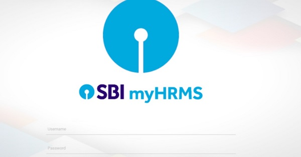 What is sbi hrms login