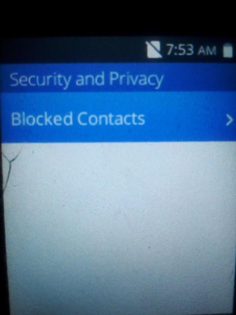 jio phone blacklist number