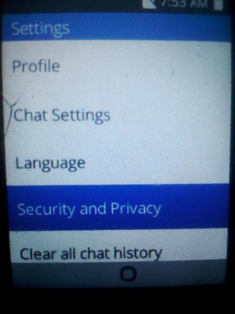 jio phone me blacklist