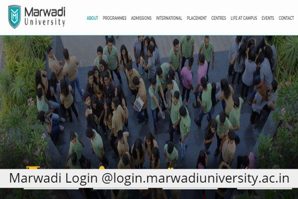 Marwadi Login