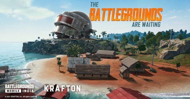 Battleground Mobile India Pre registration for iOS
