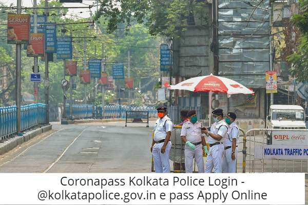 e pass kolkata police online apply