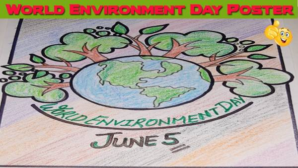 poster for world environment day
