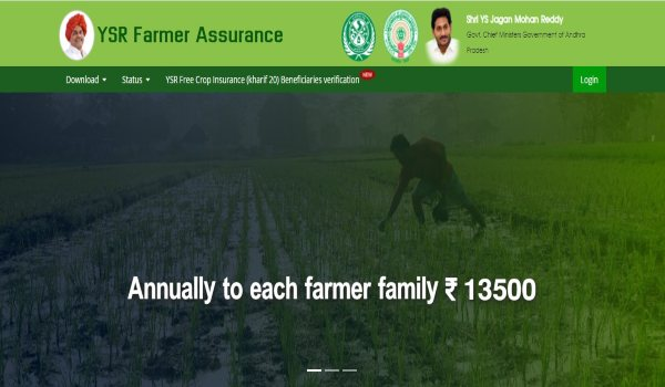 ysr rithu bharosa ap.gov.in login